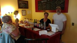 Wine Tasting at 4e Winery